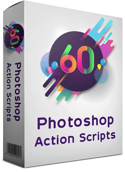 60 Photoshop Action Scripts